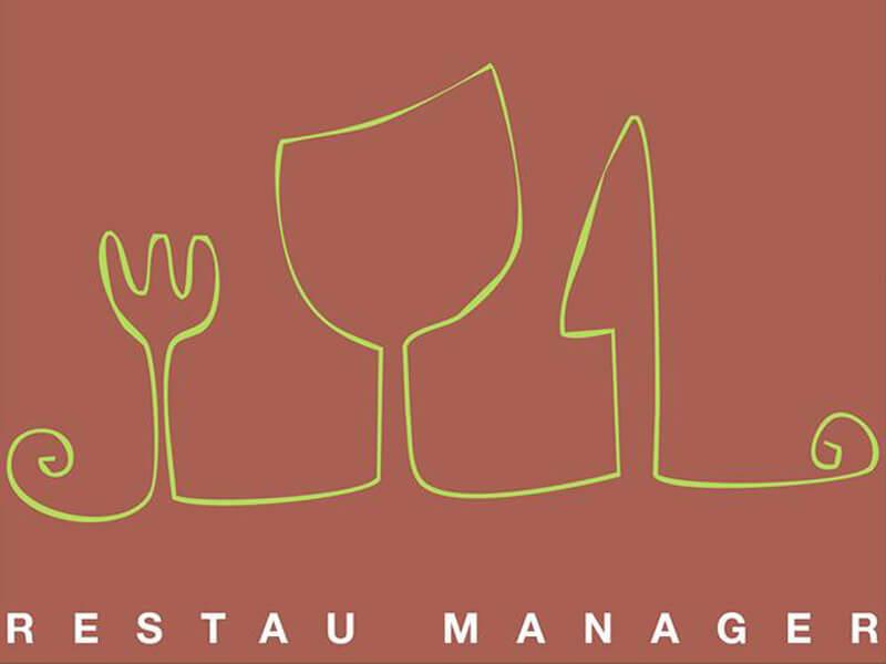 Illustration plé-plo - réalisation Logo Restaurant