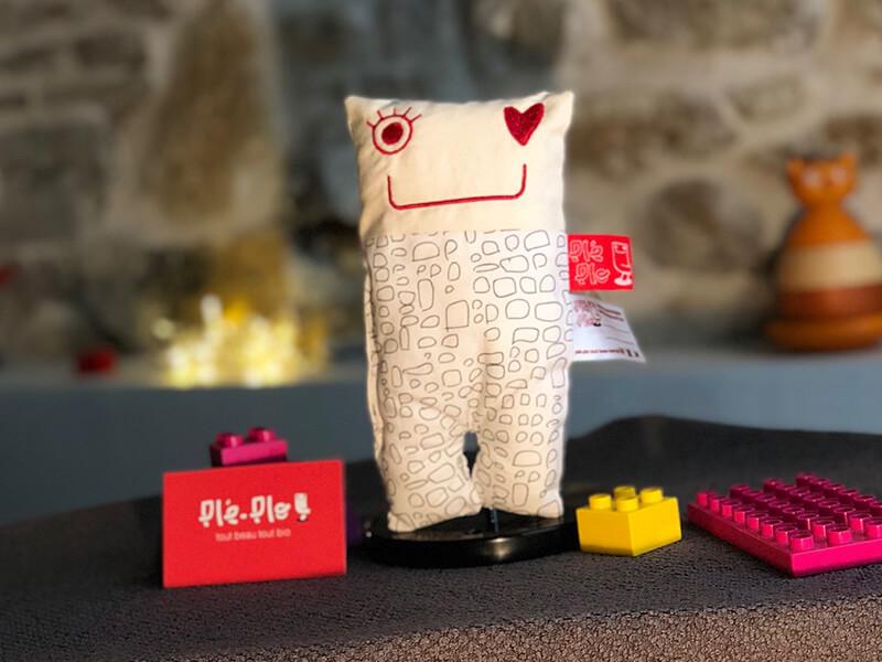 pleplo- produit Plé-Plo design textile