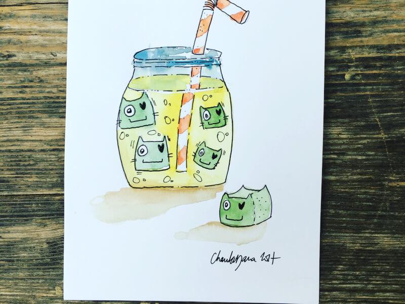 pleplo- produit Limonade