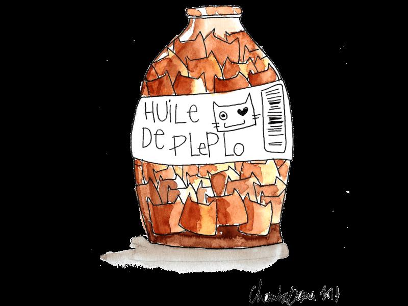 pleplo- produit Huile de plé-plo