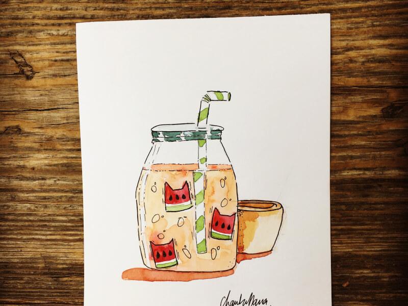pleplo- produit Jus de pastèque
